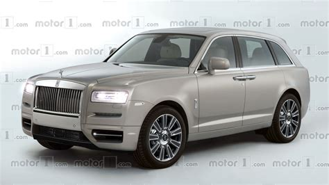 rolls royce cullinan render wants to steer you away from a