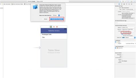 disable auto layout during animation ios how to make tableview actions in swift hubpages