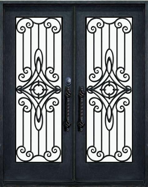 Decoration Des Portes En Fer by Porte D Entr 233 E En Fer Forg 233 Porte En Fer Porte En