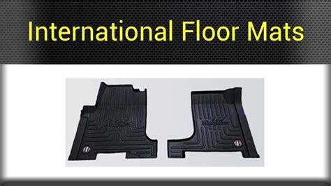 International Prostar Floor Mats by International Truck Floor Mats Ourcozycatcottage
