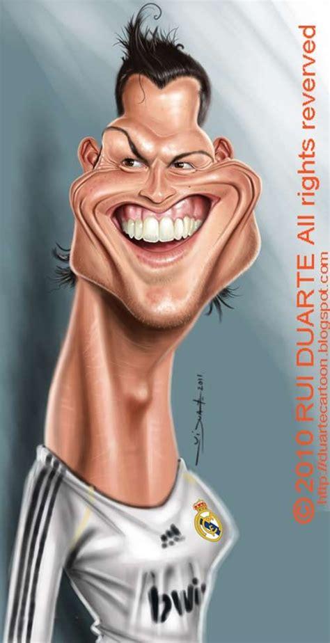 imagenes comicas de jugadores de futbol mejores 12 im 225 genes de caricaturas futbolistas en