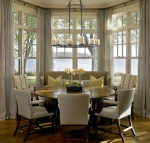 Bay Window Kitchen Table 40 And Cozy Breakfast Nook D 233 Cor Ideas Digsdigs