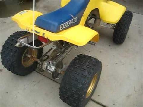 86 Suzuki Lt250r by My 1986 Lt250r Quadracer Doovi