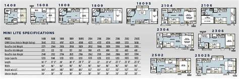 Fleetwood Wilderness Floor Plans by Rockwood Camper Floor Plans Ourcozycatcottage Com