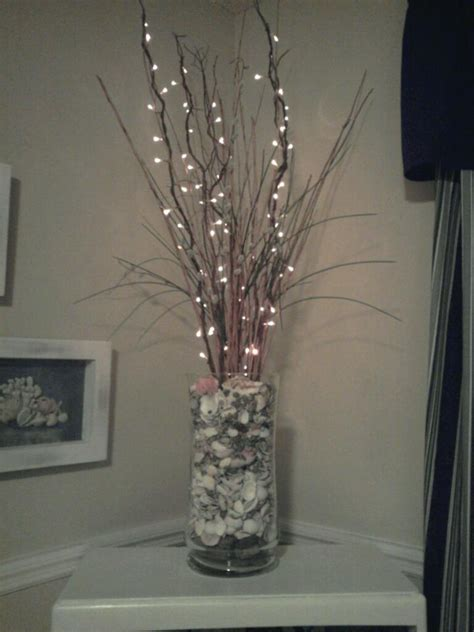 Clear Vase Decoration Ideas by Large 14 Quot High Clear Vase W A Smaller 12 Quot High