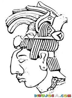 imagenes de caras mayas dibujos mayas buscar con google tattoo pinterest