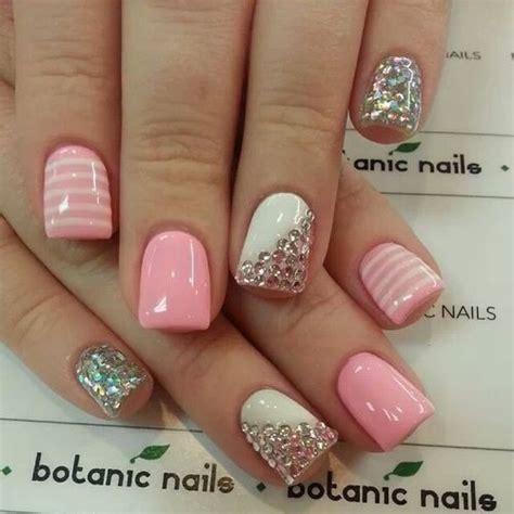 imagenes de uñas decoradas de las manos 2015 ideas para decorar las u 241 as de rosa mis u 241 as decoradas