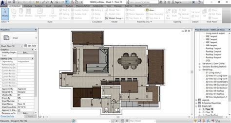 Interior Design In Revit by Sumo Interior Design Revit Project In Hong Kong