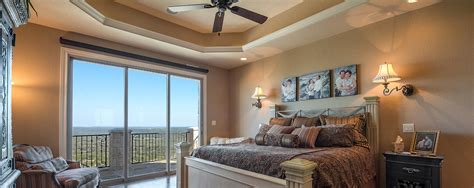custom home bedrooms custom home builder san antonio