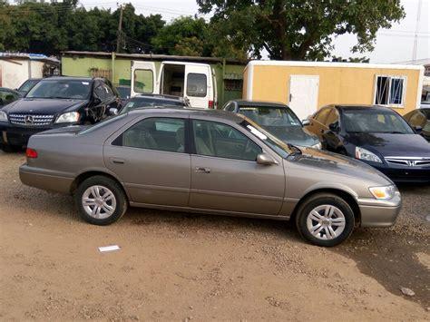 cost of toyota camry cost of toyota camry 2001 in lagos nigeria autos post