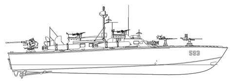 pt boat line drawings ogozideku a great site page 2