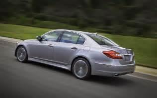 2013 Hyundai Genesis R Spec Review Updated Hyundai Previews Bowl Ads Promises Cameo