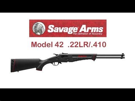 savage model 42 review guns ammo baikal mp94 combo gun doovi