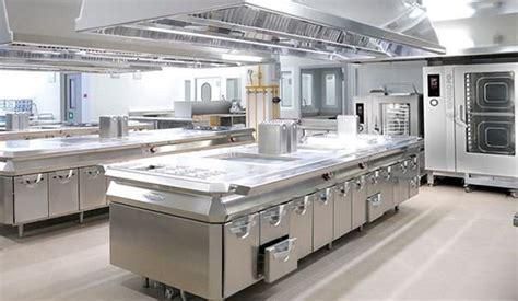 cafeteria kitchen design am 233 nager une cuisine professionnelle