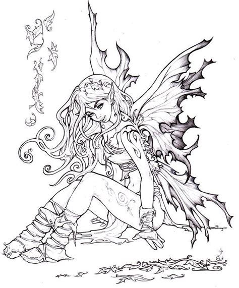 wood fairy coloring page best 25 autumn fairy ideas on pinterest fairy queen