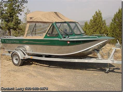used duckworth boats oregon quot pt quot boat listings in or