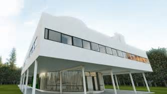 Building Plan Online villa savoye vantage interactive
