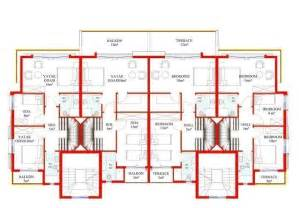 duplex apartment floor plans side duplex apartments