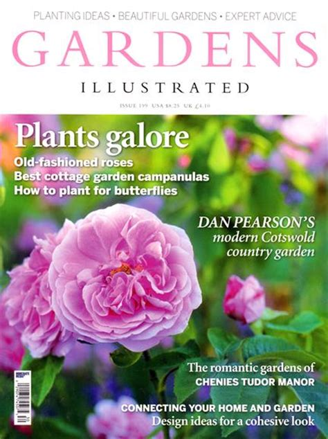 gardens illustrated gardens illustrated magazine subscriptions renewals gifts
