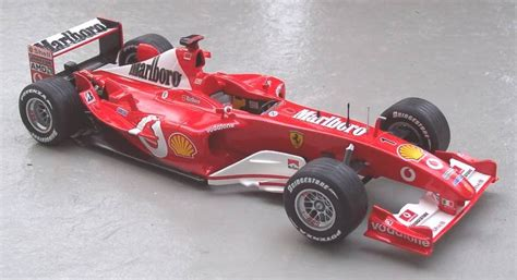 Ferrari F2003 by Ferrari F2003 Ga Monza Winner 1 24 By Revell 1 24 Scale