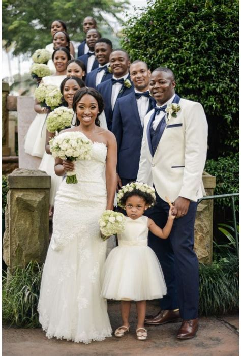 A Simply Elegant South African Wedding   South African