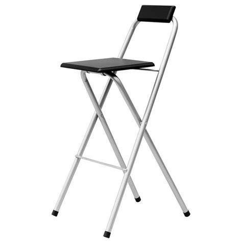 Foldaway Breakfast Bar Stools by Black Breakfast Bar Stools 2 Folding Kitchen Chairs