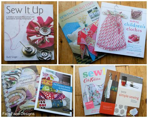 Beginning Quilting Books by Fairyface Designs Sew Get Started Sewing Supplies And