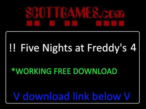 five nights at freddys 4 free download five nights at freddy s 4 demo free download download