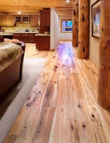 Kitchen Floor Ideas With Dark Cabinets 1000 Images About Hickory Flooring On Pinterest Wide
