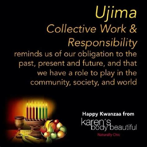 on the third day of kwanzaa kbb ujima