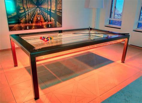 Meja Billiard Besar desain meja billiard keren dan unik untuk ruangan pribadi