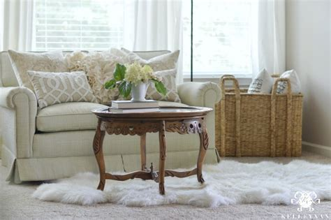 how to decorate with rugs decorating with sheepskin and cowhide kelley nan