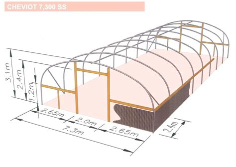 sheep housing designs sheep house plans