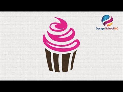 tutorial illustrator cupcake creating a cupcake icon design adobe illustrator