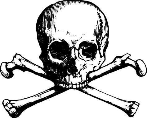 coloring sheet of skull n cross bones for kids coloring