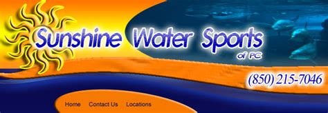 banana boat pcb welcome to sunshine water sports of panama city water