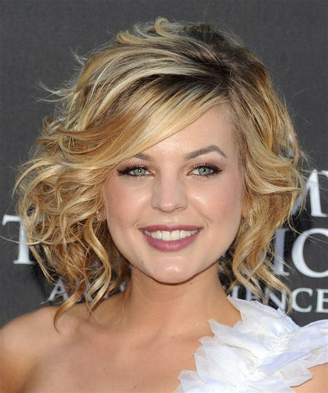 images of kirsten storms hair kirsten storms medium wavy formal hairstyle