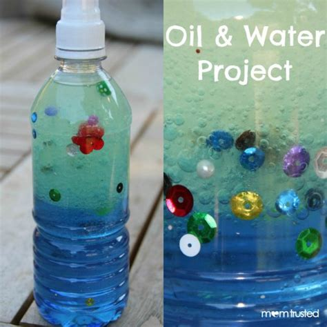 science craft projects and water project for preschool activities and