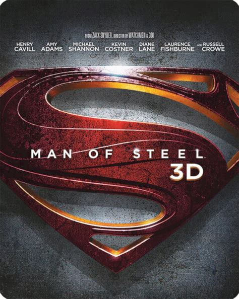 Kaos 3d Of Steel Limited Edition of steel 3d limited edition steelbook includes 2d