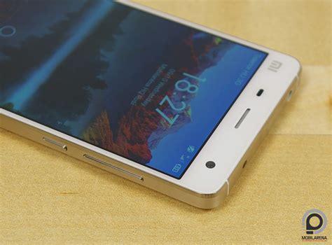 Tablet Xiaomi Mi4 xiaomi mi 4 min蜻s 233 gi ir 225 ny mobilarena okostelefon teszt