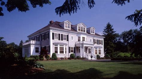 Colonial Dormers Colonial With Dormers Dormers I Want For Our Home