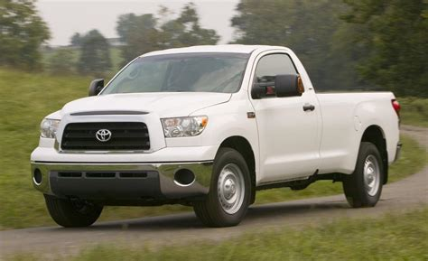 2009 Toyota Tundra Car And Driver