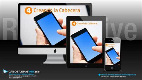 cabecera html5 html5 css3 responsive web design creando cabecera menu