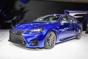 2016 lexus gs f look motor trend