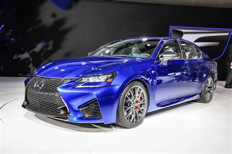 lexus sedans 2016 2016 lexus gs f first look photo gallery motor trend