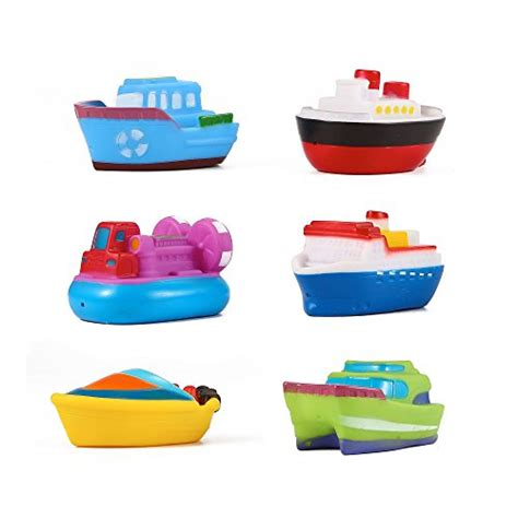 floating boat for baby floating boat tub toys rubber bath squirters for baby
