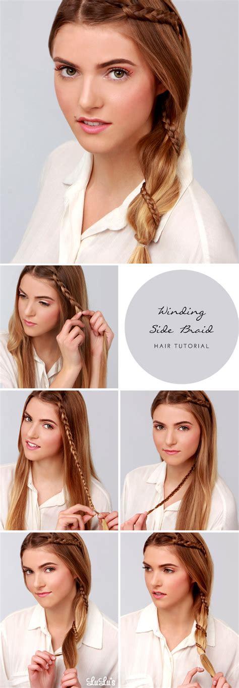 blogger hair tutorial 031814windingbraid