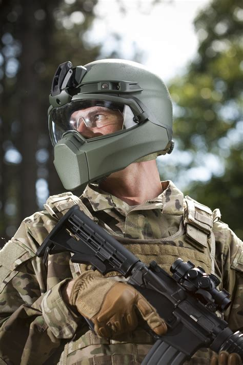 Future Armor Army Style Samsung supplier denies that the new us helmet is based