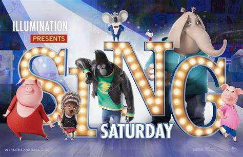 sing swing sing sing saturday screens new illumination entertainment