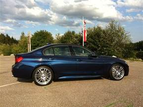 bmw tanzanite blue metallic autos post